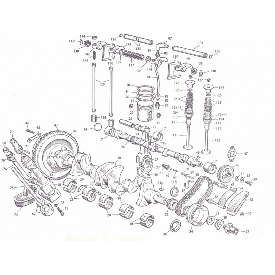 1968 Mg Midget Wiring Diagram in addition Viewtopic together with 1991 Bmw 318 Series Wiring Diagrams furthermore Porsche 356 Engine Fuse Box in addition Msd 8920 Tach Adapter Wiring. on sunbeam tiger